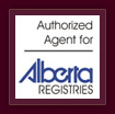 Authorized Agent for Alberta Registries